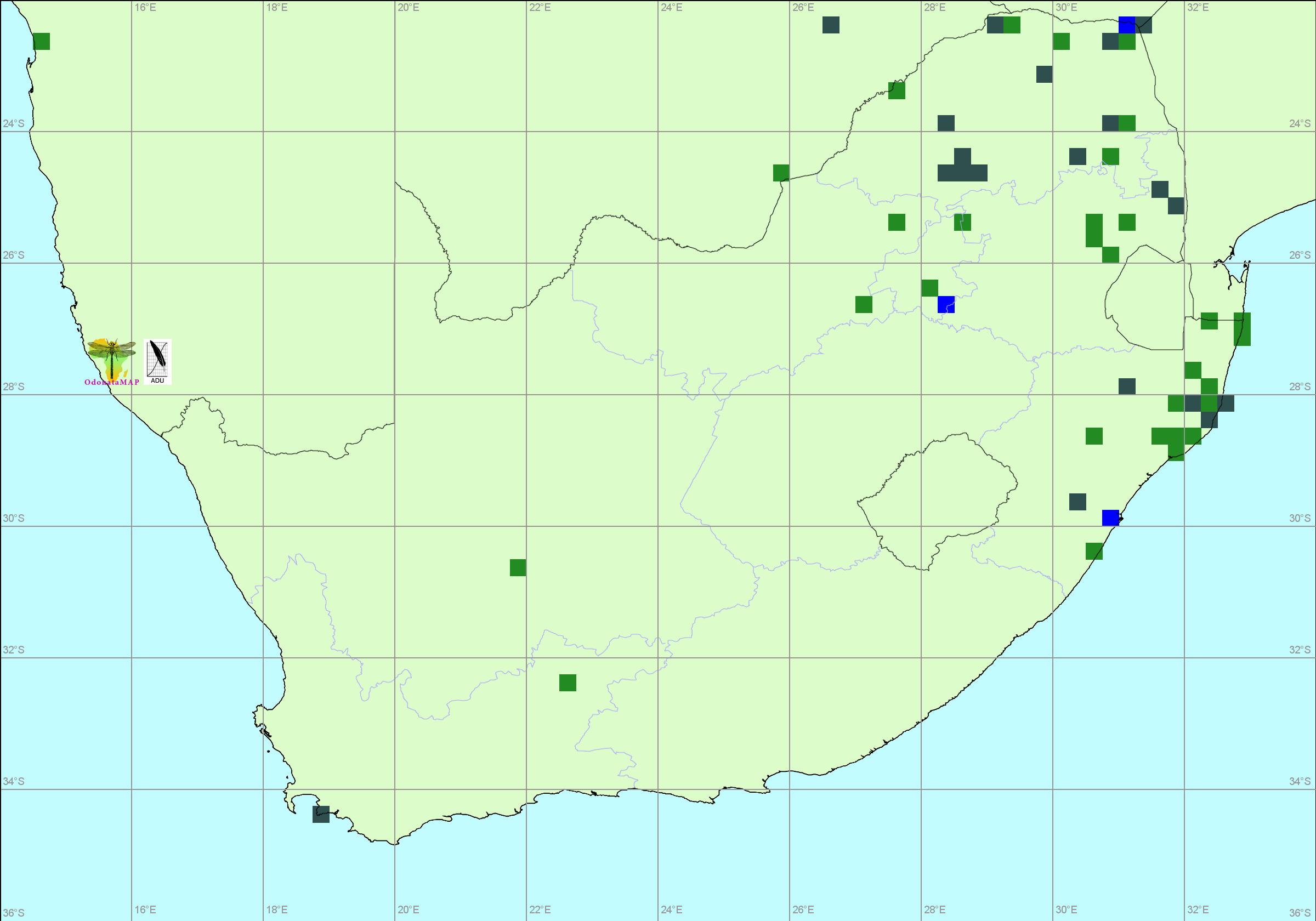 http://vmus.adu.org.za/vm_map_afr.php?&database=odonata&grid=2&outline=1&key=0&map=3&spp=664180