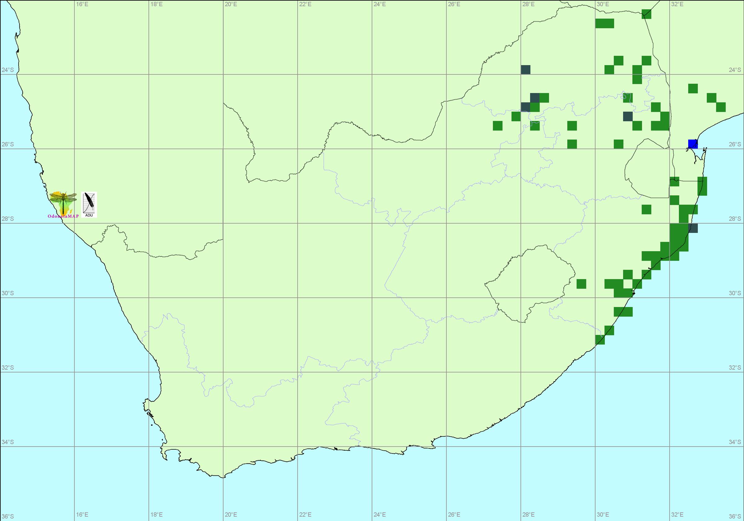 http://vmus.adu.org.za/vm_map_afr.php?&database=odonata&grid=2&outline=1&key=0&map=3&spp=666770