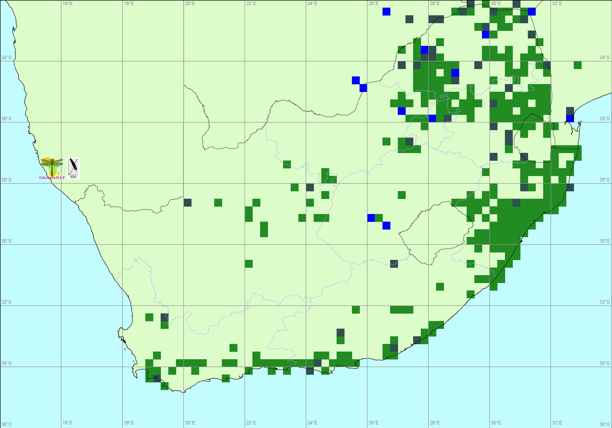 http://vmus.adu.org.za/vm_map_afr.php?&database=odonata&grid=2&outline=1&key=0&map=3&spp=667690